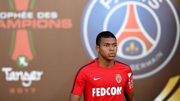 Mbappe (AS Monaco). Copyright: AFP