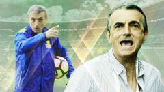 Indosport - Pelatih Persiba Balikpapan, Milomir Seslija.