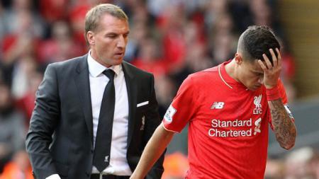 Mantan pelatih Liverpool, Brendan Rodgers, tertarik memboyong Phillipe Coutinho saat masih berusia 14 tahun ke Chelsea - INDOSPORT