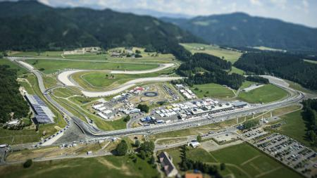 Sirkuit Red Bull Ring. - INDOSPORT