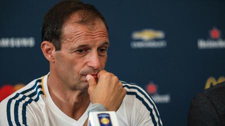 Massimiliano Allegri, pelatih Juventus. - INDOSPORT