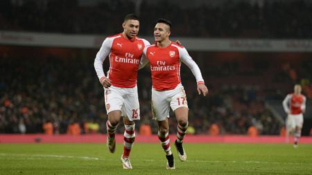 Berikut 3 mantan pemain Arsenal yang bisa dipulangkan ke London Utara saat bursa transfer musim dingin dibuka pada Januari 2022 nanti. - INDOSPORT