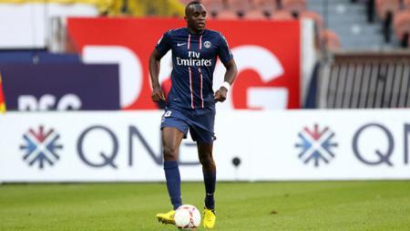 Mohamed Sissoko saat masih berseragam Paris Saint-Germain. - INDOSPORT