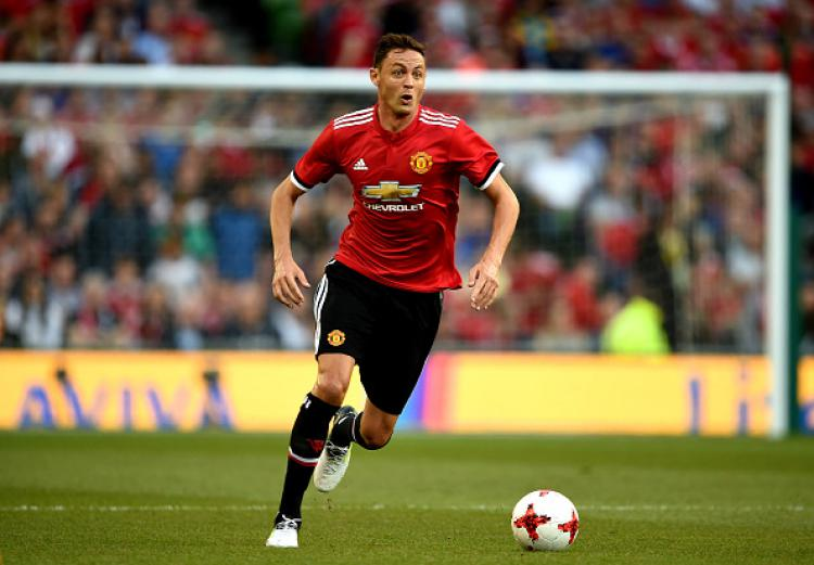 Nemanja Matic. Copyright: Getty Images