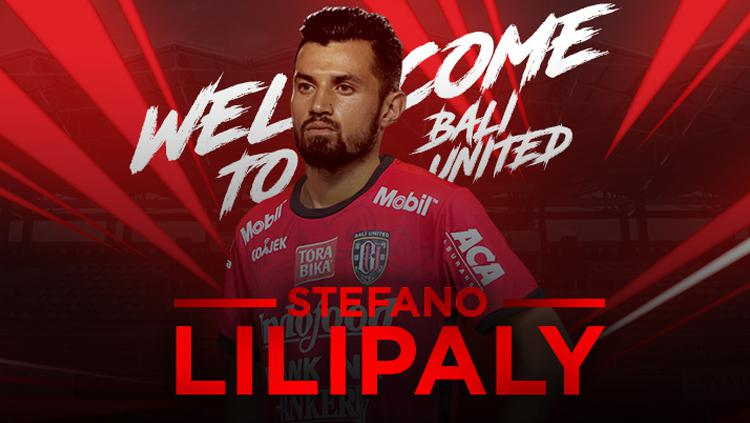 Stefano Lilipaly. Copyright: baliutd.com