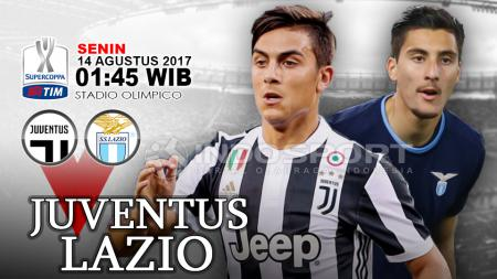 Prediksi Juventus vs Lazio. - INDOSPORT