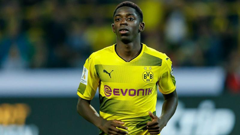 Ousmane Dembele, bintang muda Borussia Dortmund. Copyright: INDOSPORT