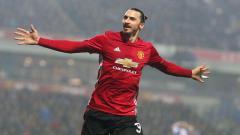 Indosport - Pemain asal Swedia, Zlatan Ibrahimovic, pernah menampakkan sifat arogansinya di Manchester United saat ia belum lama bergabung di raksasa Liga Inggris tersebut.