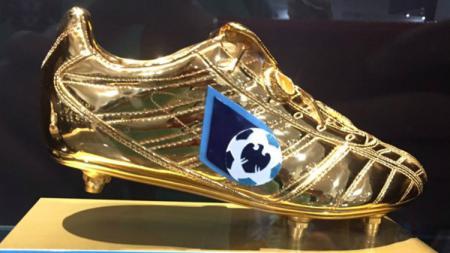Golden Boot. - INDOSPORT