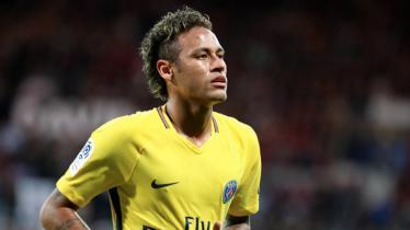 Pemain anyar Paris Saint-Germain, Neymar. - INDOSPORT