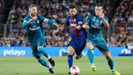 Berikut tersaji lima pemain paling loyal (setia) se-Eropa di klub masing-masing, termasuk Sergio Ramos dan Lionel Messi. - INDOSPORT