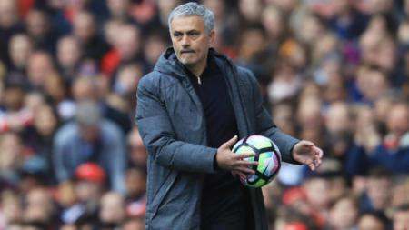 Jose Mourinho mengomentari kekalahan Barcelona dari Liverpool pada ajang semifinal Liga Champions 2018/19. - INDOSPORT