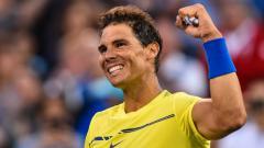 Indosport - Rafael Nadal gagal bermain di Brisbane karena belum fit.