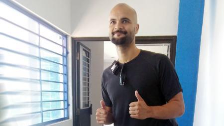 Sergio van Dijk mantan pemain Persib Bandung. - INDOSPORT
