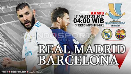 Prediksi Real Madrid vs Barcelona - INDOSPORT