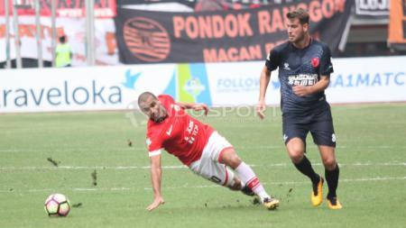 Persija Jakarta vs PSM Makassar. - INDOSPORT
