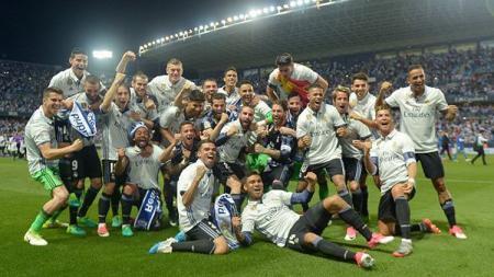 Real Madrid. - INDOSPORT