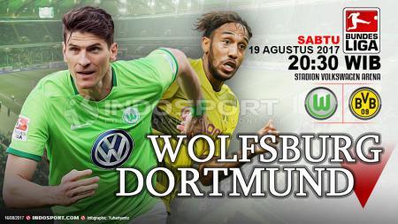 Prediksi Wolfsburg vs Borussia Dortmund - INDOSPORT