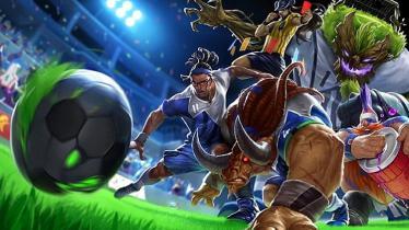 League of Legends, game online yang ditengarai memanfaatkan figur Edgar Davids di karakter Striker Lucian. - INDOSPORT