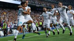 Indosport - Penundaan laga bertajuk El Clasico pada Sabtu (26/10/19) melawan Barcelona dapat memberi keuntungan bagi klub LaLiga Spanyol, Real Madrid.