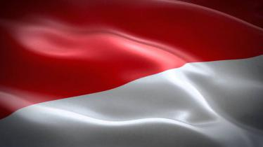 Ilustrasi bendera Indonesia. - INDOSPORT