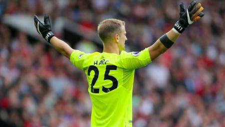 Kiper West Ham United, Joe Hart. - INDOSPORT