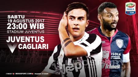 Prediksi Juventus vs Cagliari. - INDOSPORT