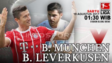 Prediksi Bayern Munchen vs Bayer Leverkusen. - INDOSPORT