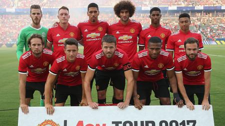Man United. - INDOSPORT