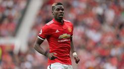 Paul Pogba, pemain termahal milik Man United.