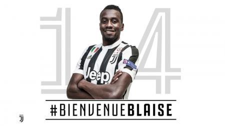Blaise Matuidi, gelandang anyar Juventus. - INDOSPORT