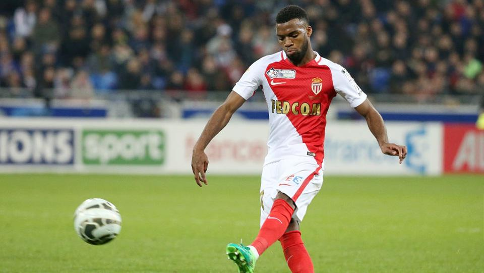 Thomas Lemar (AS Monaco) Copyright: Indosport.com