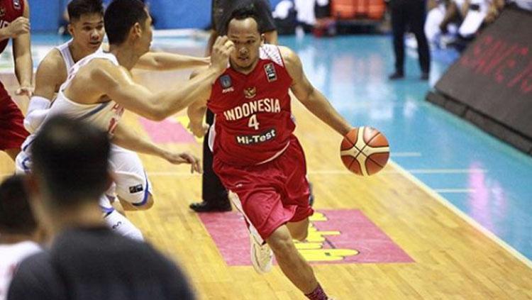 Arki Wisnu, point guard Timnas Indonesia. Copyright: Instagram Arki Wisnu