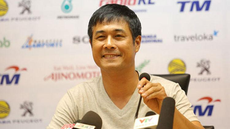 Pelatih Vietnam, Nguyen Huu Thang. Copyright: 24h.vn