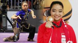 Juwita Niza Wasni berhasil dapatkan medali emas.