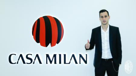 Nikolas Kalinic resmi merapat ke AC Milan. - INDOSPORT