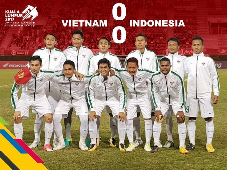 Hasil pertandingan Vietnam vs Indonesia. Copyright: Grafis: Eli Suhaeli/INDOSPORT