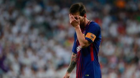 Kontrak Messi akan berakhir setahun lagi. - INDOSPORT