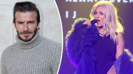 Penyanyi Amerika Serikat Bebe Rexha sebut David Beckham sebagai pria terseksi. - INDOSPORT