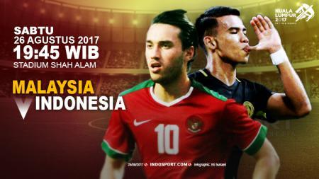 Prediksi Malaysia vs Indonesia. - INDOSPORT