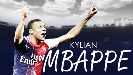 Kylian Mbappe. - INDOSPORT