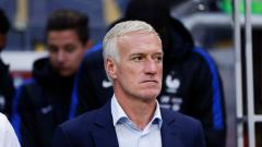 Indosport - Pelatih Timnas Prancis, Didier Deschamps.