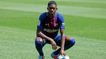 Ousmane Dembele. - INDOSPORT