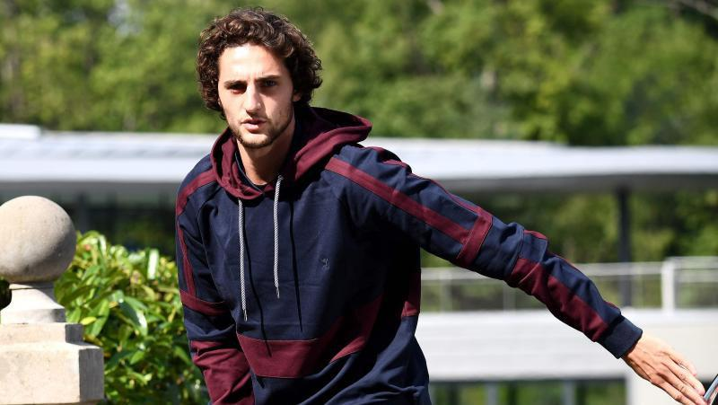 Adrien Rabiot Copyright: thesun.co.uk/AFP
