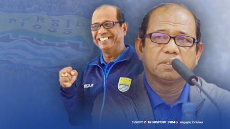 Pelatih anyar Persib Bandung, Emral Abus. - INDOSPORT