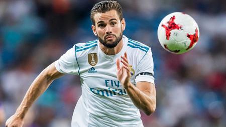 Nacho Fernandez, bek sayap Real Madrid asal Spanyol. - INDOSPORT
