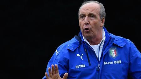 Pelatih Timnas Italia, Gian Ventura - INDOSPORT