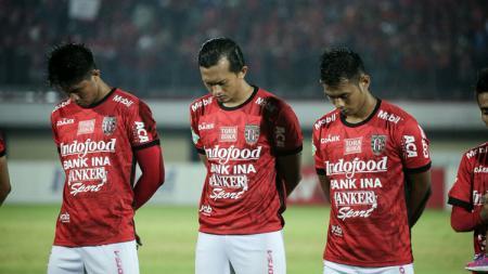 Bali United ikut berduka dengan meninggalnya Catur Yulianto. - INDOSPORT