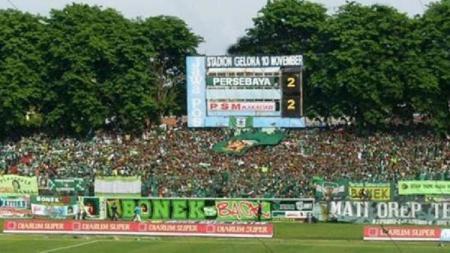 Stadion Tambaksari Surabaya. - INDOSPORT