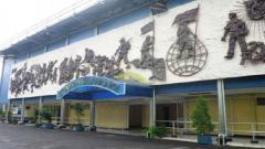 Indosport - Stadion Siliwangi Bandung